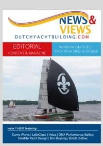 Dutch yachtbuilding front page