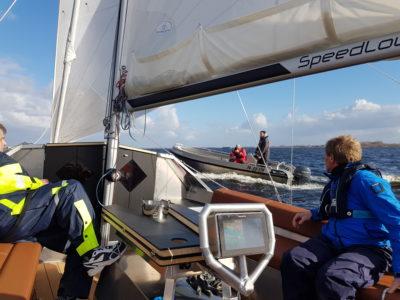 Sailboat test