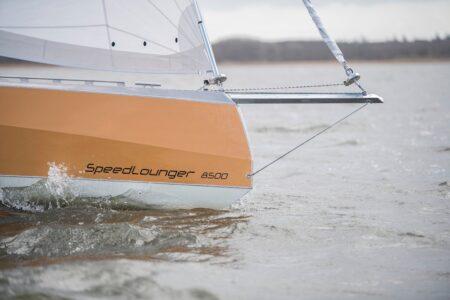 Test: Speedlounger 8500Fotos: Philipp HympendahlText: Alexander Worms